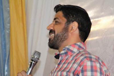 کربلایی مجتبی رمضانی جشن عید مبعث رسول اکرم(ص)